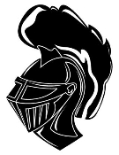 Knight Helmet v5 Decal Sticker
