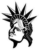 Statue of Liberty Decal Sticker