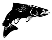 Trout v4 Decal Sticker