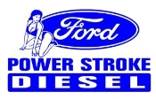 Power Stroke Girl v3 Decal Sticker