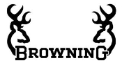 Browning Logo v4 Decal Sticker
