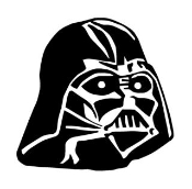 Darth Vader v3 Decal Sticker