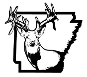 Arkansas Deer Hunting v2 Decal Sticker