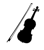 Violin v2 Decal Sticker
