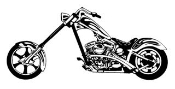 Chopper v5 Decal Sticker