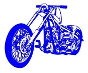 Chopper v8 Decal Sticker