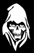 Reaper v1 Decal Sticker