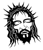 Jesus v2 Decal Sticker