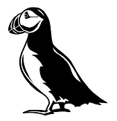 Puffin Decal Sticker