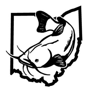 Ohio Catfish v2 Decal Sticker