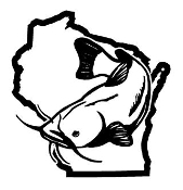 Wisconsin Catfish v2 Decal Sticker
