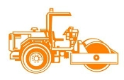 Compactor Decal Sticker