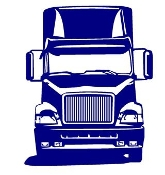 Semi Truck Decal Sticker