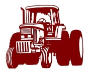 Tractor v4 Decal Sticker