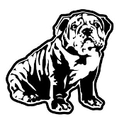 Bulldog v5 Decal Sticker