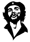 Che Guevara v2 Decal Sticker
