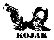 Kojak Decal Sticker