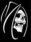 Reaper v2 Decal Sticker
