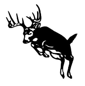 Deer v7 Decal Sticker