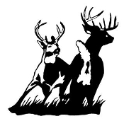 Deer v6 Decal Sticker
