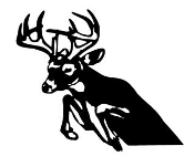 Deer v5 Decal Sticker