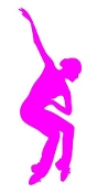 Jazz Dancer v1 Decal Sticker