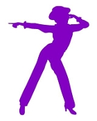 Jazz Dancer v2 Decal Sticker