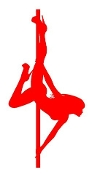 Pole Dancer v4 Decal Sticker
