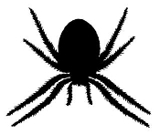 Spider v6 Decal Sticker