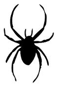 Spider v10 Decal Sticker