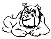 Bulldog v6 Decal Sticker