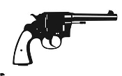 Revolver v2 Decal Sticker