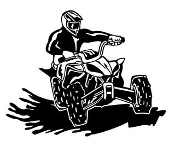 ATV v10 Decal Sticker