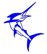 Swordfish v3 Decal Sticker