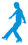 Figure Skater v8 Decal Sticker