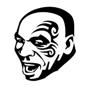 Mike Tyson Decal Sticker