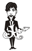 Prince Decal Sticker