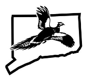 Connecticut Pheasant Hunting Decal Sticker