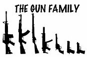 The Gun Family Decal Sticker