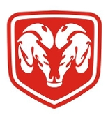 Dodge Ram Shield v5 Decal Sticker