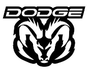Dodge Ram Decal Sticker