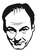 James Gandolfini Decal Sticker