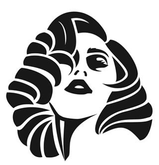 Lady Gaga Decal Sticker