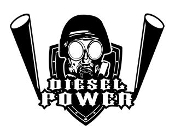 Diesel Power Decal Sticker