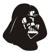 Darth Vader v6 Decal Sticker