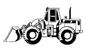 Front Loader v2 Decal Sticker