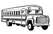 School Bus Decal Sticker