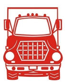 Semi Truck v3 Decal Sticker