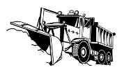 Snow Plow v1 Decal Sticker