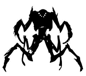 Alien Creature v3 Decal Sticker